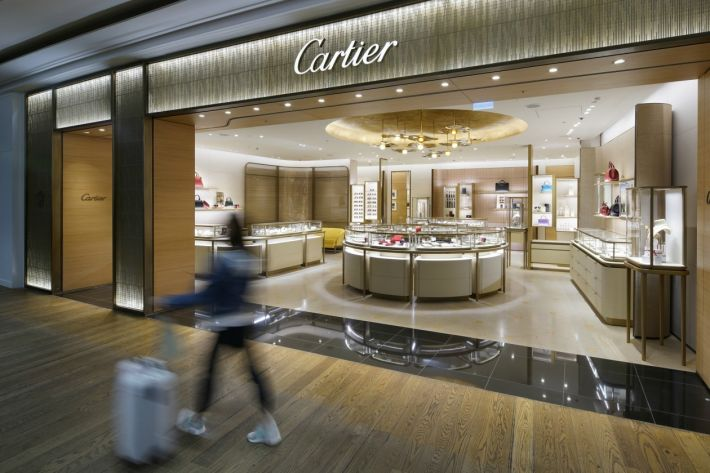 Cartier - Heathrow T3