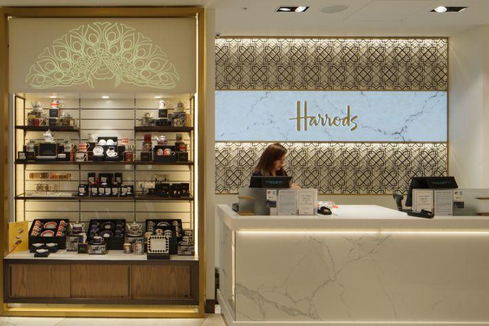 Harrods - Heathrow T3